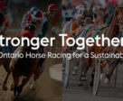 Horse racing industry leaders will hold a panel discussion on important issues facing the Ontario horse racing industry August 9th at Woodbine.