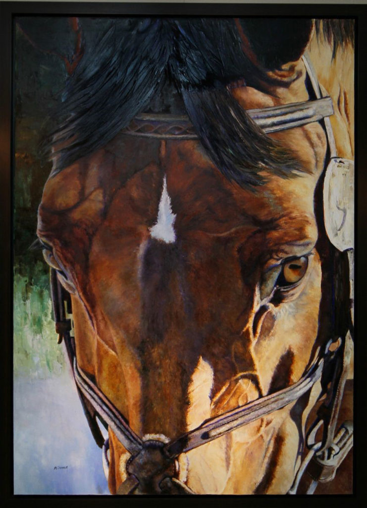 Spruce Meadows Leg Up Foundation raised over $100,000 at its inaugural fundraising event, the Masterpieces