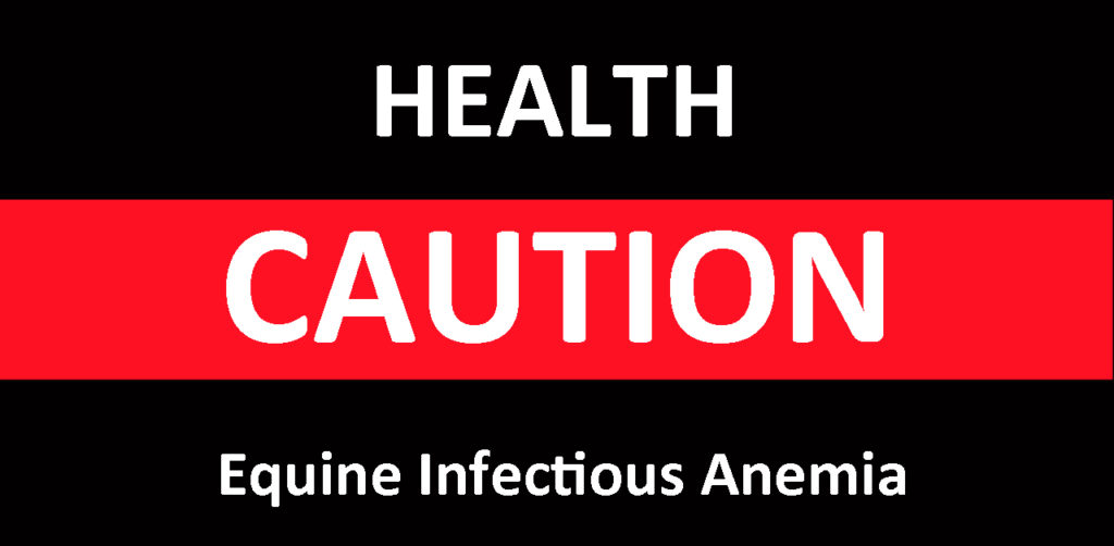 A pony has been diagnosed with Equine Infectious Anemia in Thorhild County, in Alberta. Biosecurity measures have been put in place on the premises.