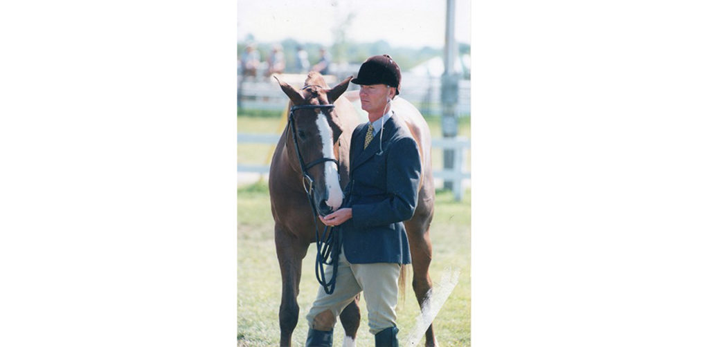 Renowned Hunter rider Wayne McLellan will be one of three new inductees into the Jump Canada Hall of Fame on Sunday, November 3, 2019, at the Liberty Grand in Toronto, ON. Photo Courtesy of the Jump Canada Hall of Fame