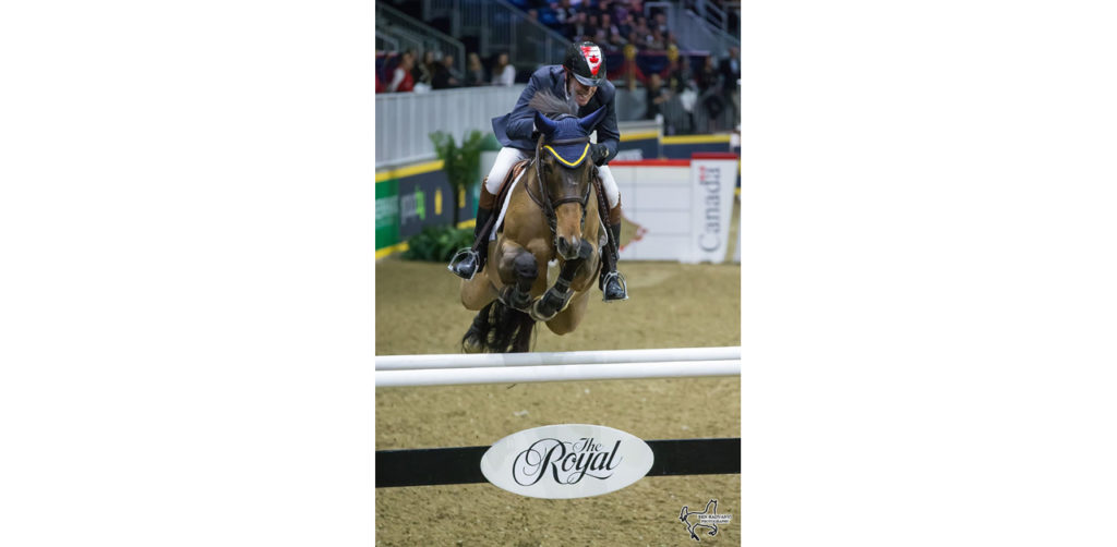 Ian Millar of Perth, ON, holds the record in the Canadian Show Jumping Championship, now generously sponsored by Henry Equestrian Insurance Brokers, with an incredible 12 victories throughout his storied career at the Royal Horse Show in Toronto, ON. Photo by Ben Radvanyi Photography