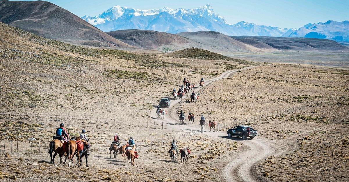 Thumbnail for Gaucho Derby heads for an exciting finish in Patagonia