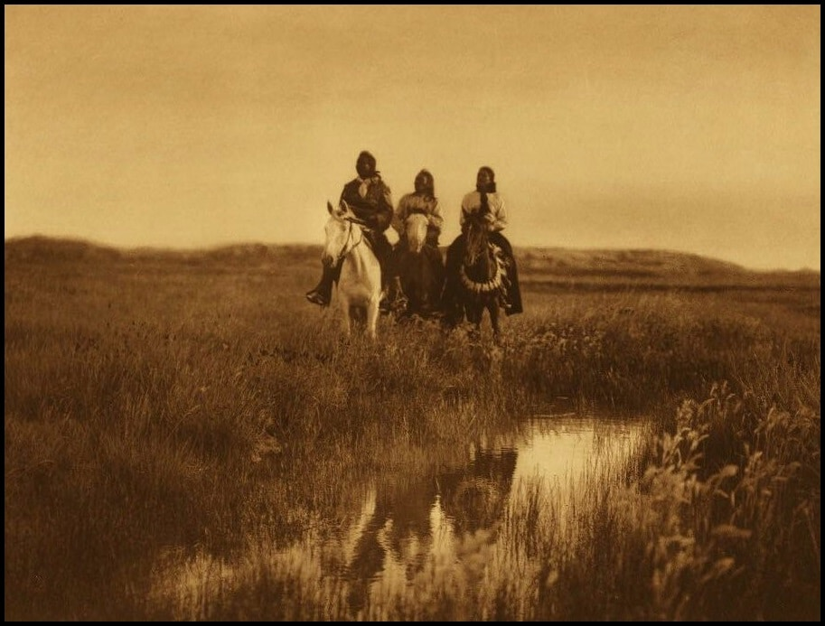 mutangs in the land of the Sioux