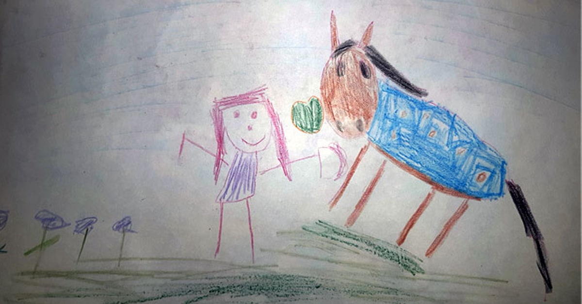 Thumbnail for EC's Virtual Horse Day 2020 Drawing Contest Winners Announced