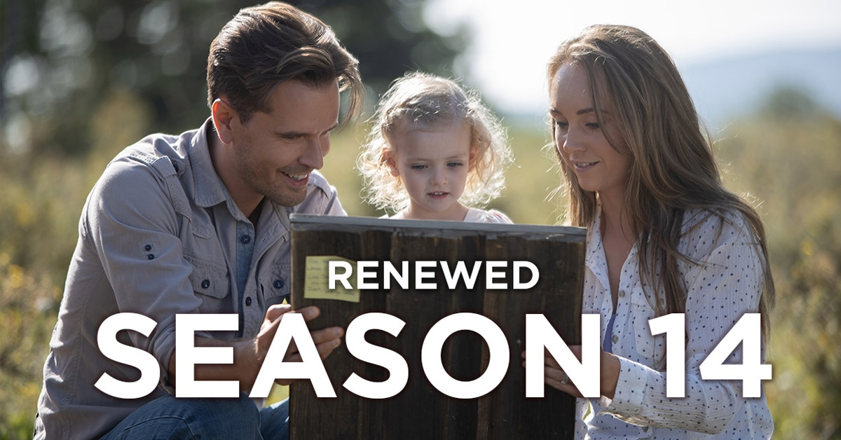 Thumbnail for Good news! Heartland returns for 14th Season on CBC
