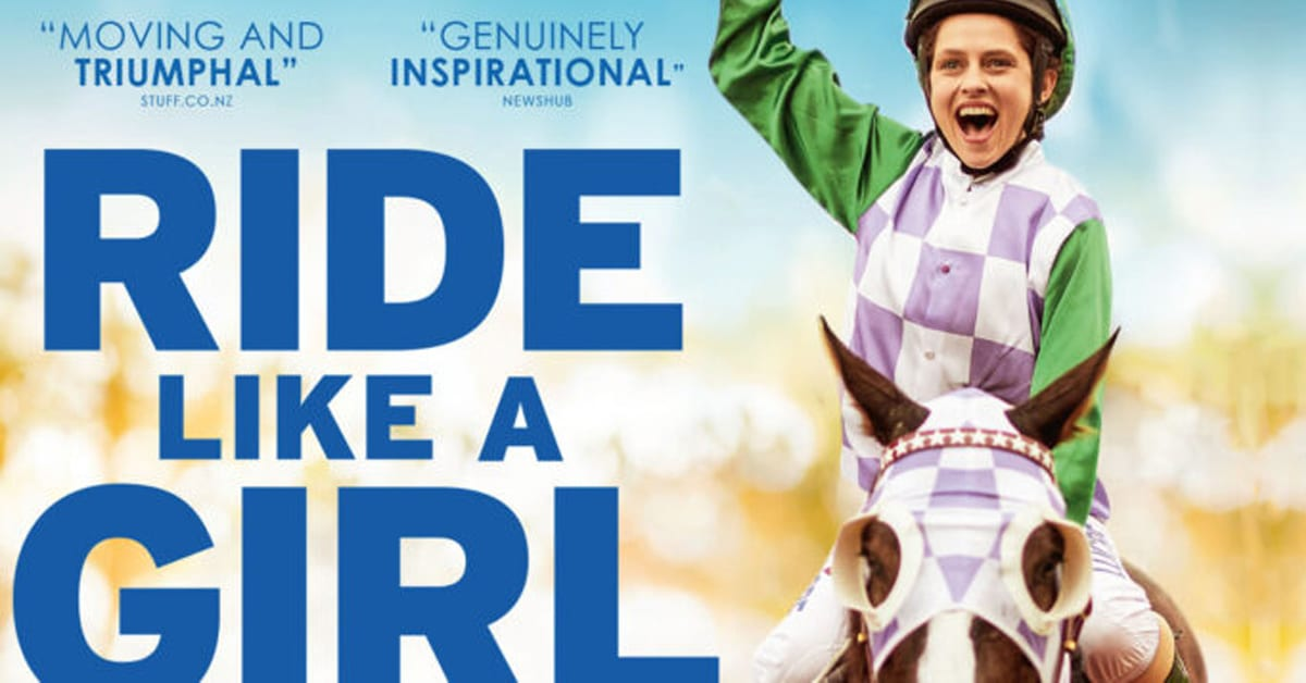 Thumbnail for Ride Like A Girl: An Inspiring True Story of Determination
