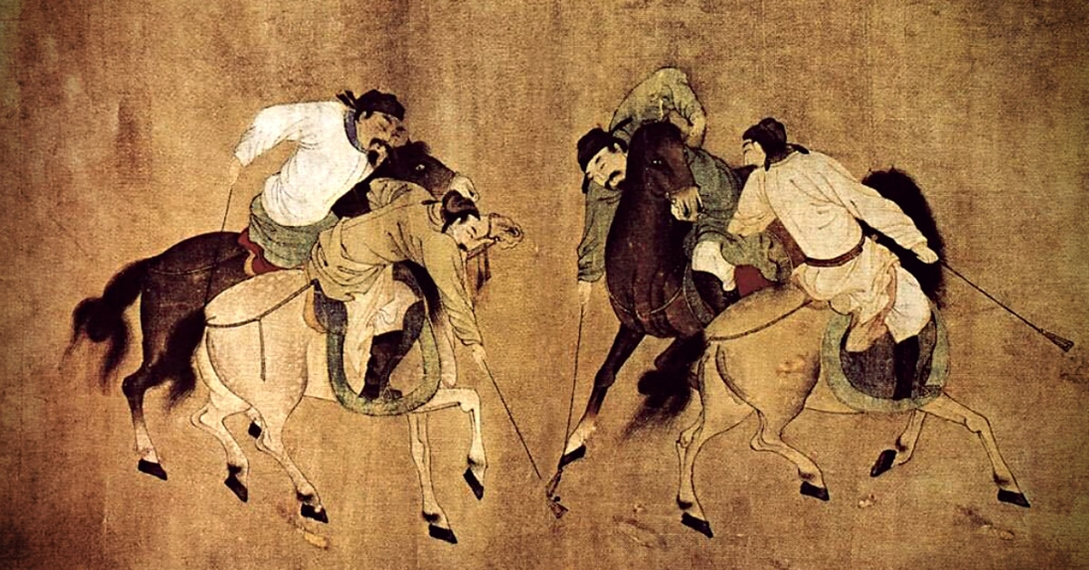 Thumbnail for Research Finds Central Asian Riders Played Ball Sports 3,000 Years Ago