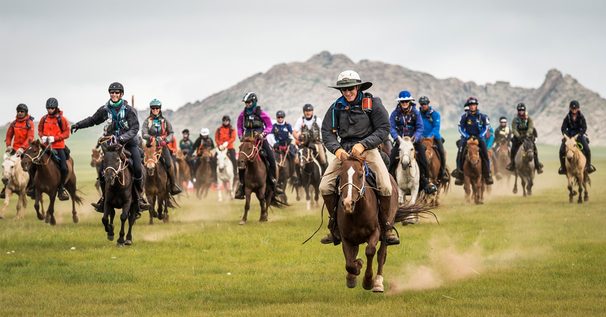 Thumbnail for World Series of Global Races Launched by Mongol Derby Organizers