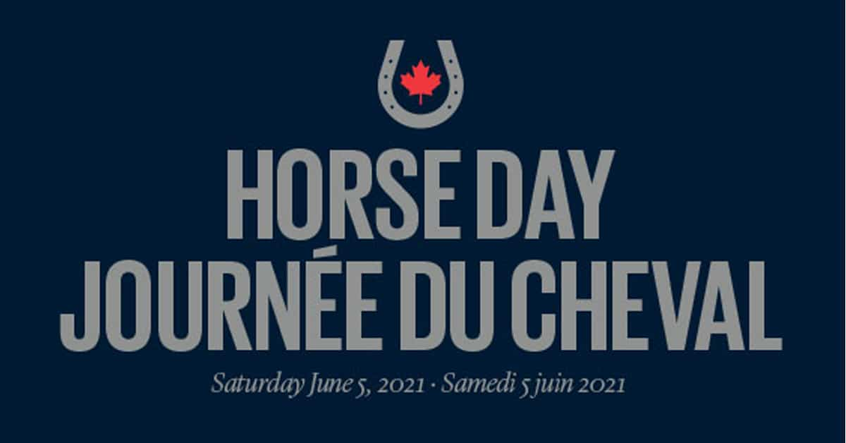 Thumbnail for Celebrate Horse Day 2021 Across Canada on June 5