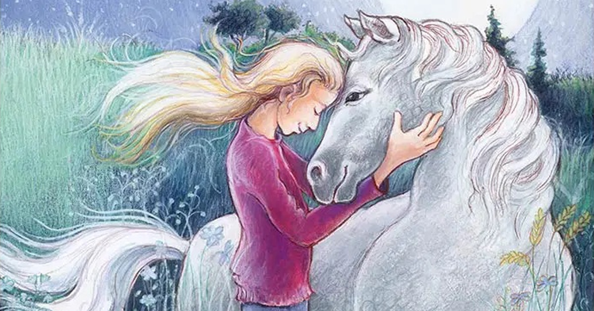 Thumbnail for First-Time Author Nabs Award for Children's Horse Book