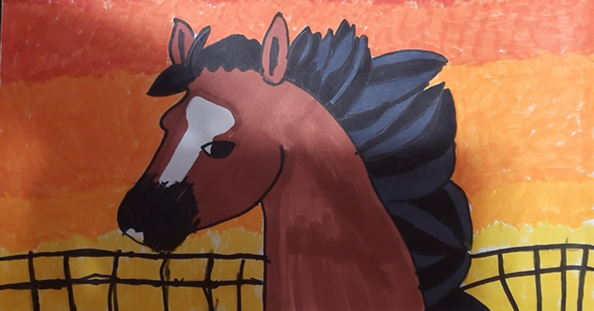 Thumbnail for EC Announces Winners of Horse Day Drawing Contest