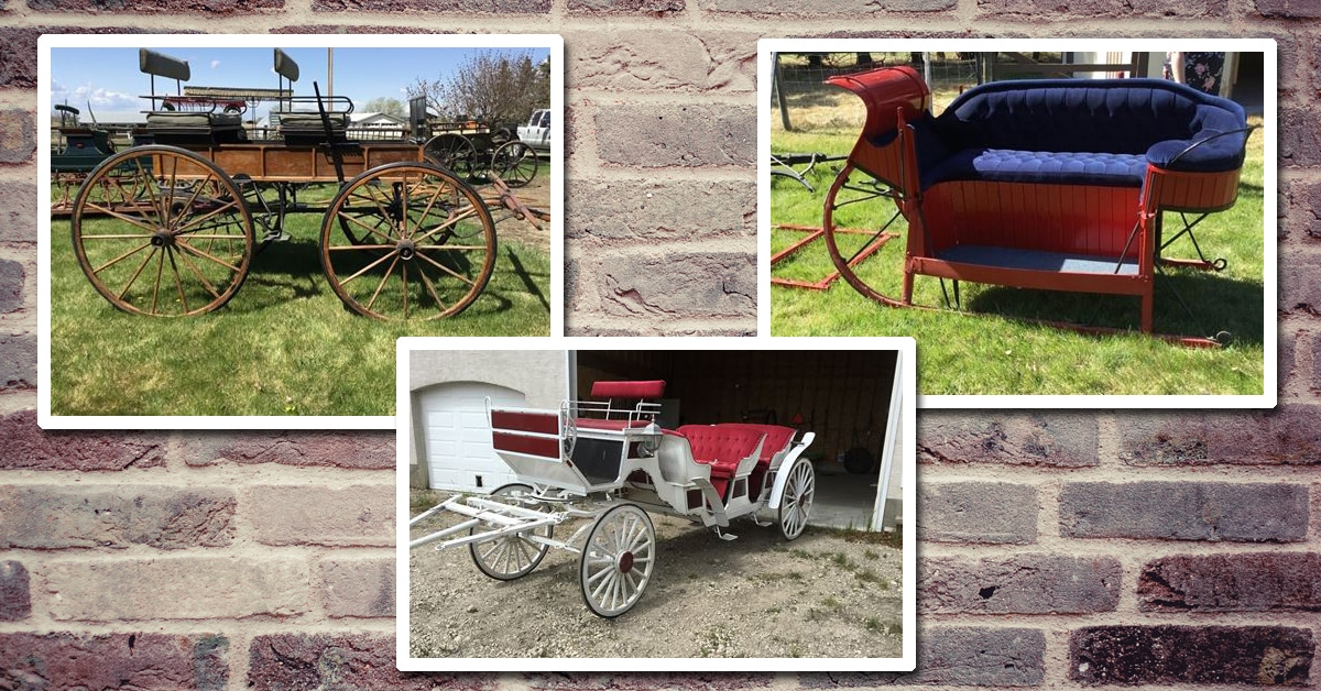 Thumbnail for Alberta Carriage Auction to Feature Large Collection
