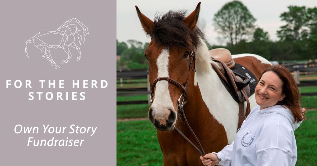 Thumbnail for 'Own Your Story' and Help Put Kids in Need in the Saddle