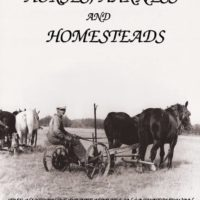 Set of two Draft Horse History Books