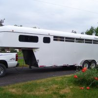 Maplelawn Horse/ATV/etc Trailer/Camper - Trade Option