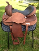 Treeless Barrel Racing Saddles, Treeless Dressage Saddles, Flex-Tree Saddles