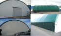 steel fabric building