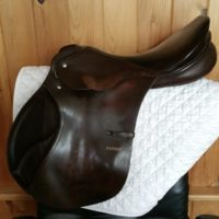 Passier Jumping Saddle (Marcus Ehning)