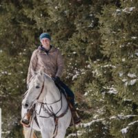 Quiet & Fun Mare for Part-Board in Erin, Ont