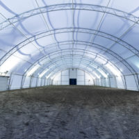 Calgary,AB - 20 Acres with Indoor Arena, Barn, & Home