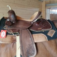 Barrel Saddle for sale