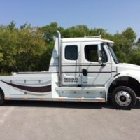 2007 Freightliner M2 with custom tow body