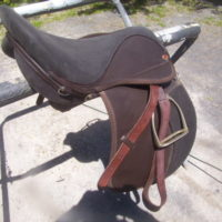 Weaver A/P Saddle