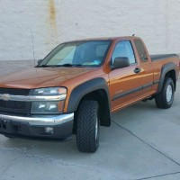 Used 2004 Chevrolet Colorado Z71