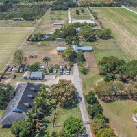 Equestrian home just outside of Miami, Florida