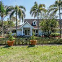 10 Acre Home with 16 Stall Stables Just Outside Miami