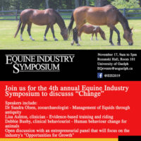 Equine Industry Symposium 2019