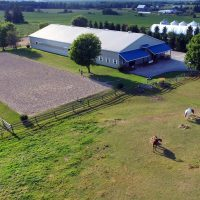 Beautiful 10 rolling acres equestrian facility