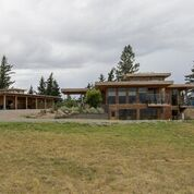 Stunning home on 180 acres with barn in Kamloops B.C.