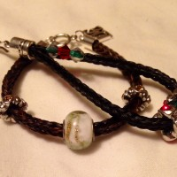 Custom horse hair jewelry