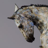 Horse Sculptures by Canadian Equine Artist