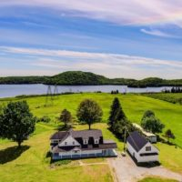 Waterfront Farm for Sale