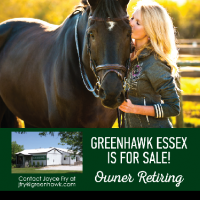 Greenhawk Equestrian Sport - Essex Franshise for Sale