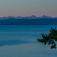 6.8 OCEANFRONT acres in BC, w luxury home and more!