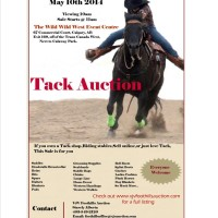 Huge Tack Auction